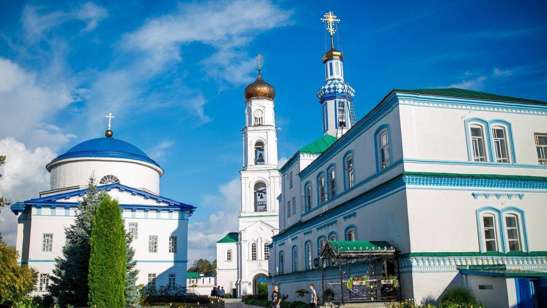 Свияжск + Храм всех религий + Раифский монастырь - фото 3