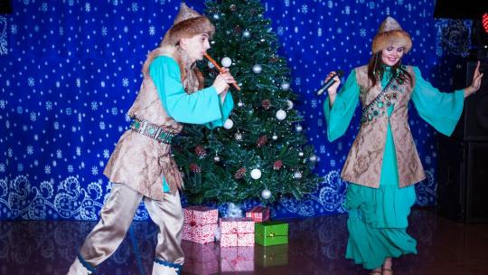 Экскурсия Новый Год в Казани - новогодний банкет по Казани