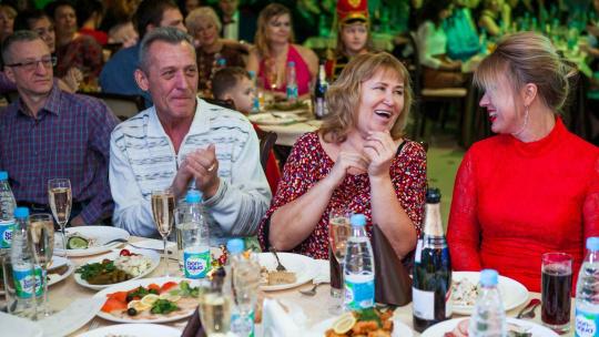 Новый Год в Казани - новогодний банкет - фото 2