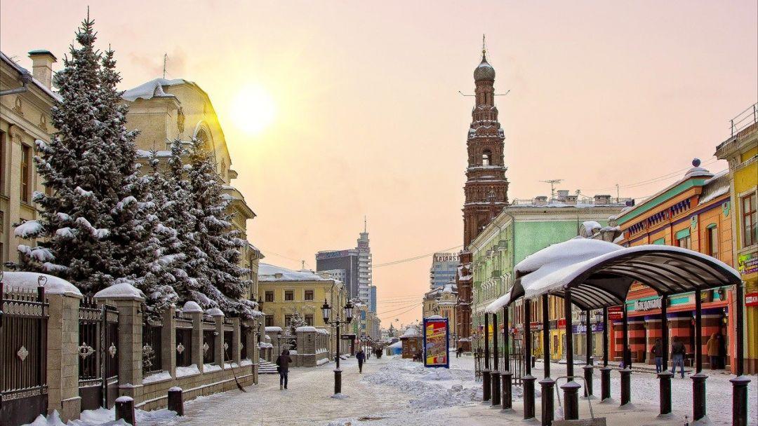 Экскурсия По улице Баумана (Казанский Арбат) + музей-галерея Константина Васильева
