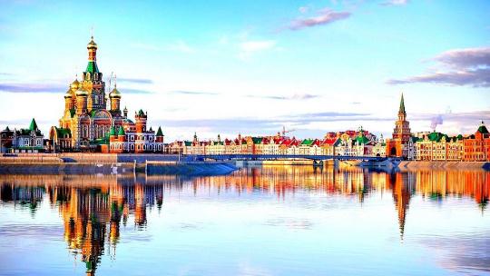 Экскурсия Экскурсия в Йошкар–Олу + национальный обед по Казани