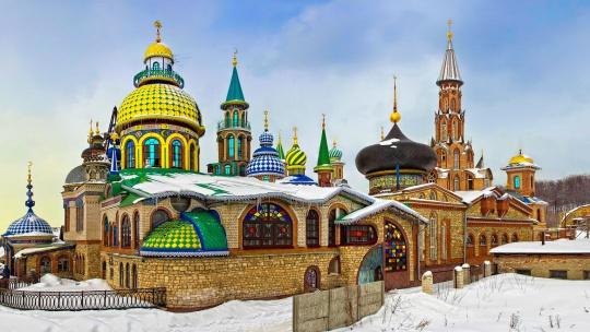 Экскурсия Новогодний тур по Казани 3 дня