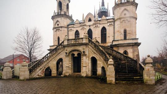 Экскурсия Баженов. Усадьба Быково: дворец, готическая церковь и английский парк по Москве