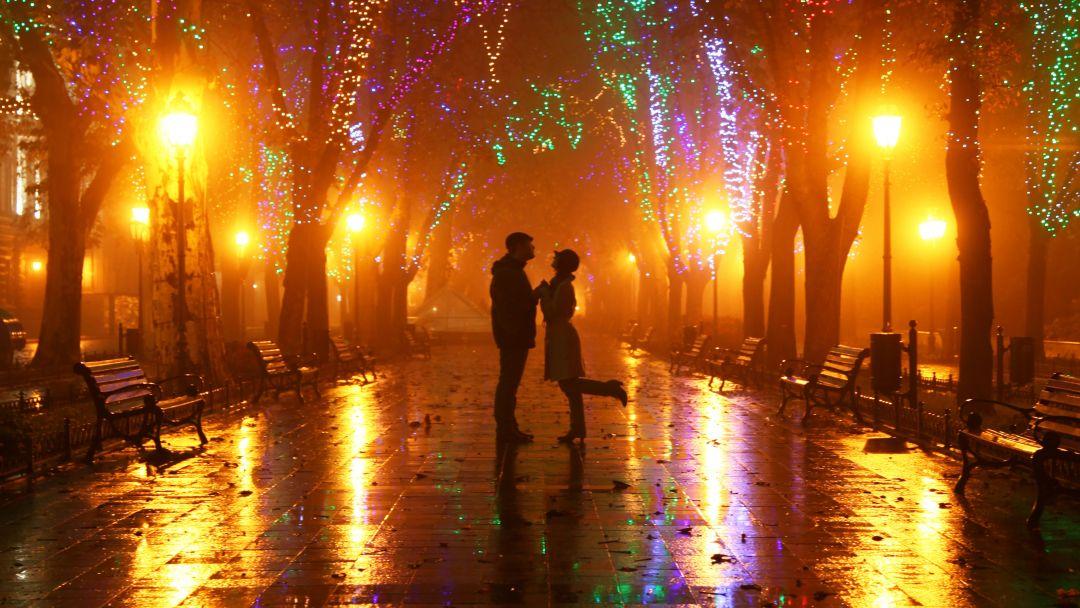 Экскурсия Романтические места Москвы
