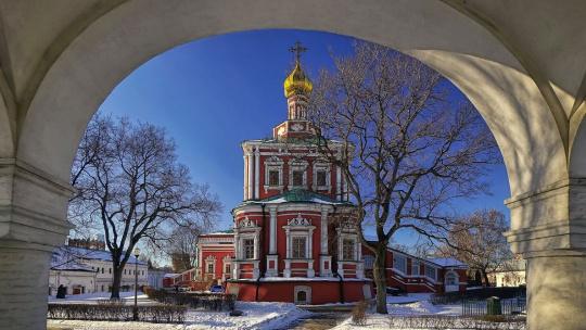 Новодевичий некрополь с рассказом о монастыре - фото 3