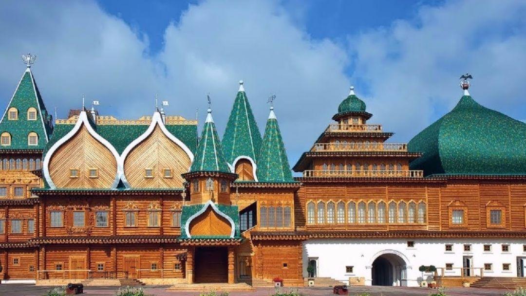 Восьмое чудо света - Дворец царя Алексея Михайловича в Коломенском - фото 3