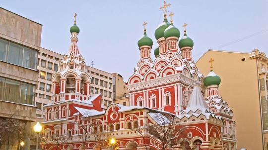 Экскурсия Китай-город по Москве