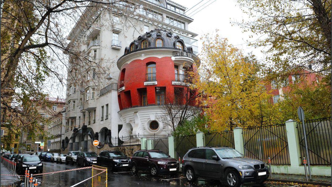 Необычные дома Москвы. Автобусная экскурсия. - фото 4
