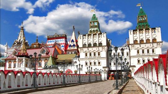 Экскурсия Государев двор в Измайлово: царская вотчина XVII века по Москве