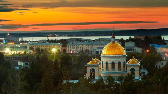 Экскурсия  Автобусная экскурсия по Петрозаводску в Петрозаводске