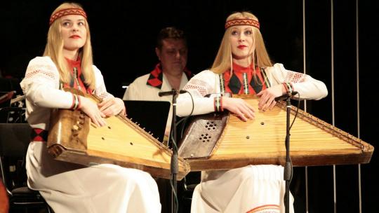 Экскурсия Концерт ансамбля «Кантеле»