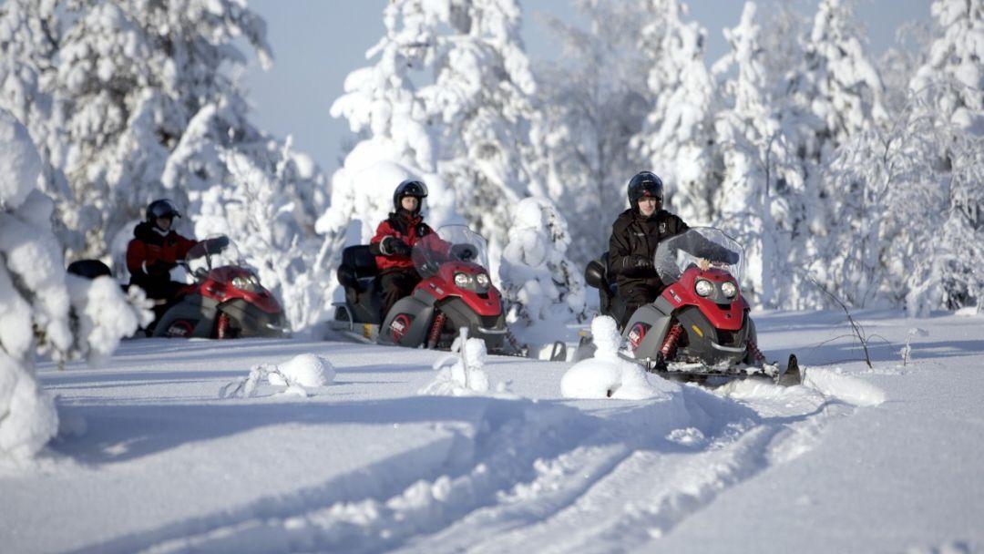 Сафари на снегоходах - фото 3