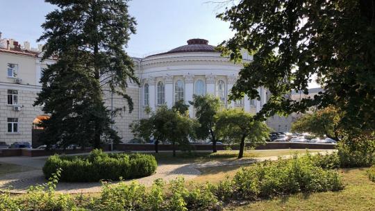 Экскурсия Круглое здание — загадочное и таинственное по Белгороду