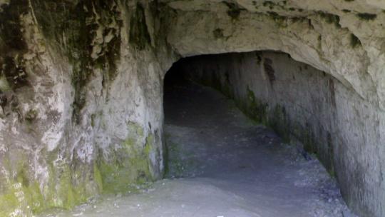 Холкинские пещеры - фото 2