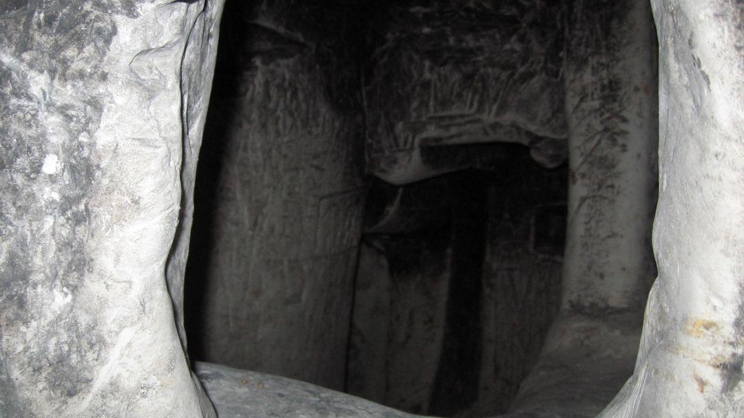 Холкинские пещеры - фото 3