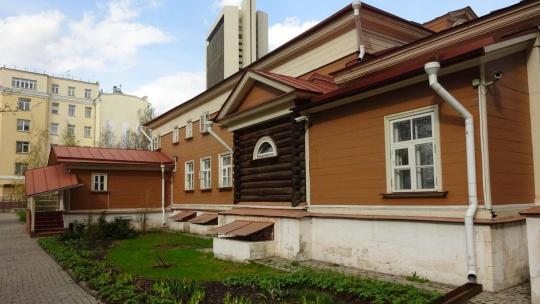 Экскурсия Музей М.С.Щепкина