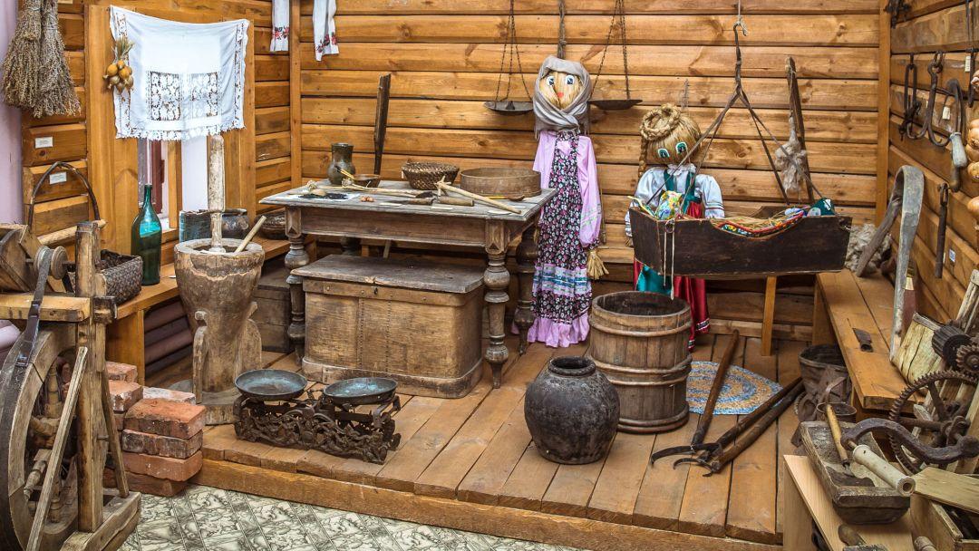 Экскурсия Музей народных ремесел