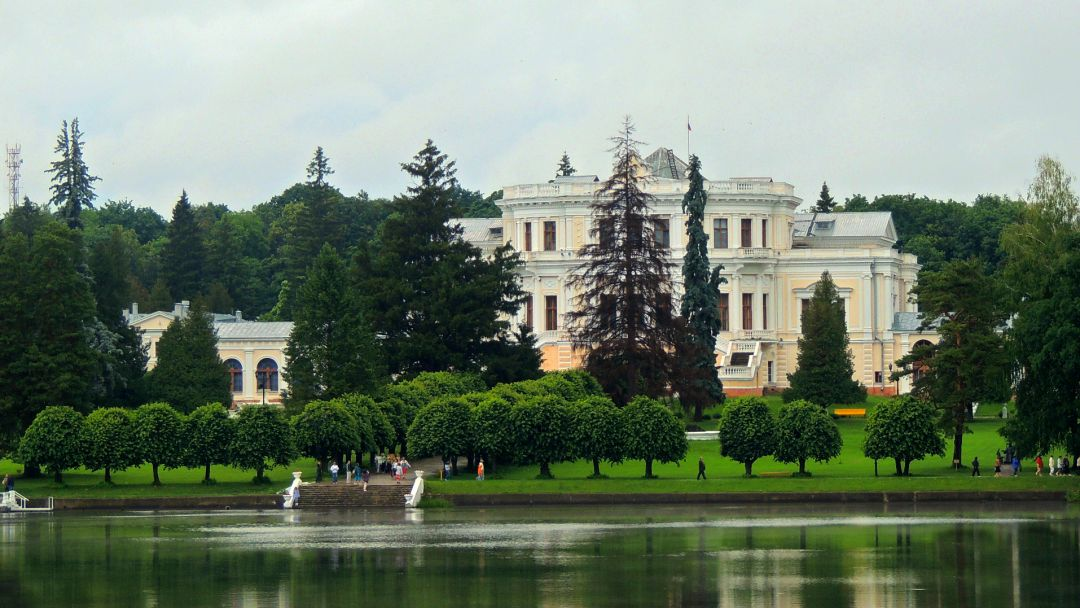 Экскурсия Усадьба князей Барятинских