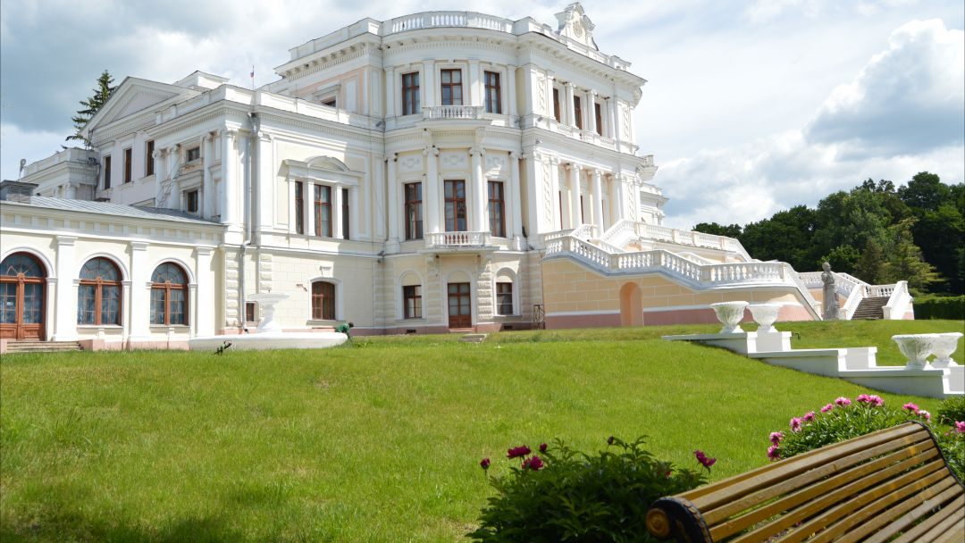 Усадьба князей Барятинских - фото 2
