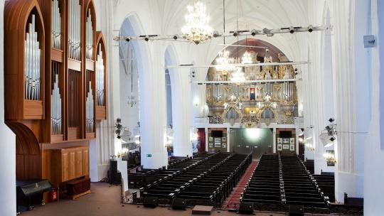 Дневной органный концерт в Кафедральном соборе - фото 2