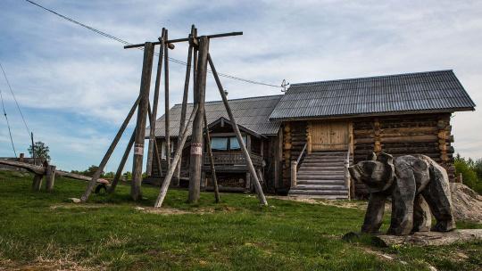 Кинерма Карельская деревня - фото 2