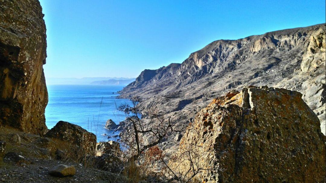 Скалолазание на Южном берегу Крыма - фото 1