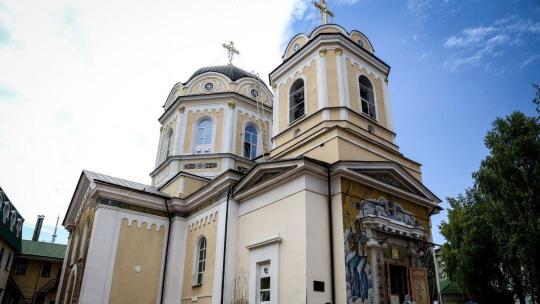Экскурсия Свято-Троицкий монастырь (г. Симферополь)