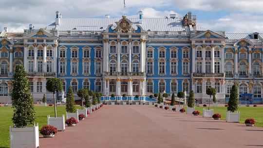 Экскурсия Индивидуальная экскурсии в г. Пушкин (Царское село) в Санкт-Петербурге