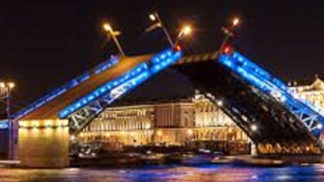 Экскурсия Индивидуальная ночная экскурсия по Санкт-Петербургу с разводом мостов