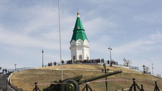 Экскурсия Из острога в мегаполис вырос он по Красноярску