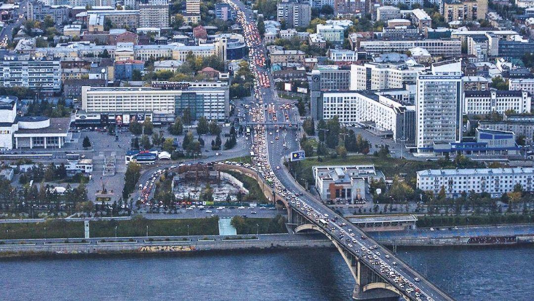 Красноярск с высоты - фото 3