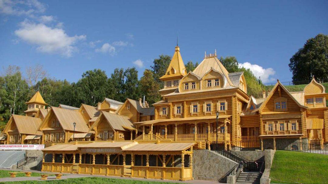 Экскурсия Городец - древнейший город земли Нижегородской