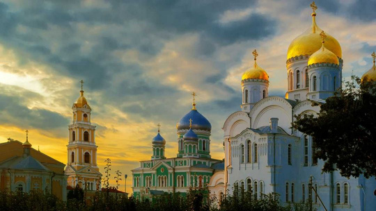 Экскурсия Дивеево - «четвертый удел божьей матери» по Нижнему Новгороду