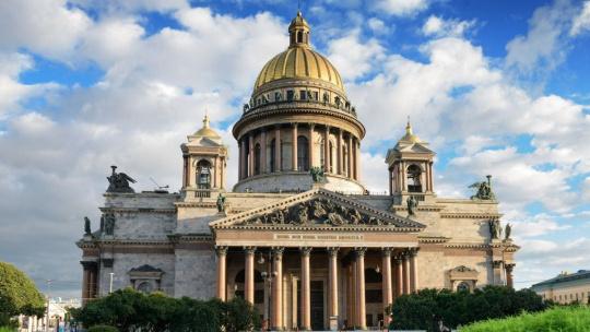 Экскурсия Индивидуальная обзорная экскурсия по Санкт-Петербургу в Санкт-Петербурге
