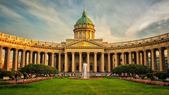 Индивидуальная обзорная экскурсия по Санкт-Петербургу - фото 2