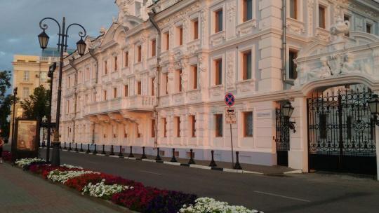 Усадьба Рукавишниковых по Нижнему Новгороду