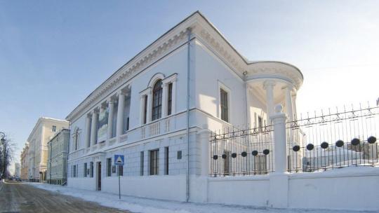 Дом городского головы Сироткина в Нижнем Новгороде