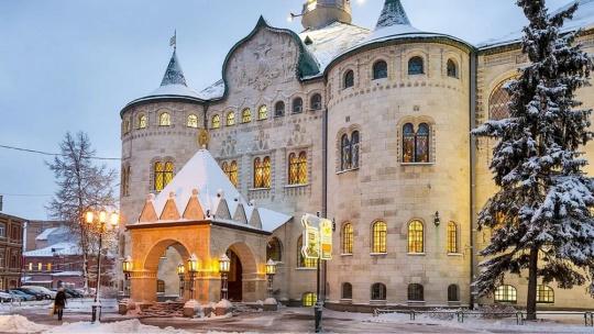Здание Госбанка по Нижнему Новгороду