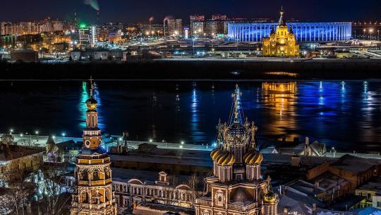 Экскурсия Мистический Нижний по Нижнему Новгороду