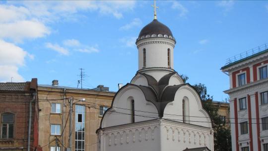Часовня Николая Чудотворца (Нижний Новгород) по Нижнему Новгороду