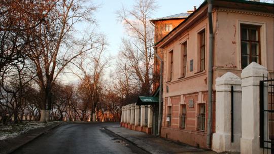 Усадьба Добролюбовых в Нижнем Новгороде