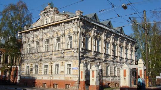 улица Ильинская (Нижний Новгород) по Нижнему Новгороду