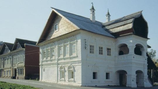 Палаты Олисова (Нижний Новгород) по Нижнему Новгороду