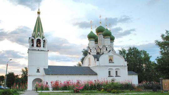 Успенская церковь (Нижний Новгород) по Нижнему Новгороду