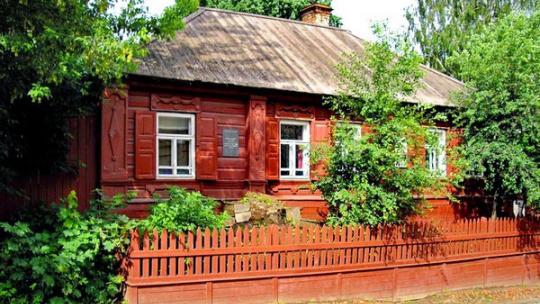 Домик Каширина по Нижнему Новгороду