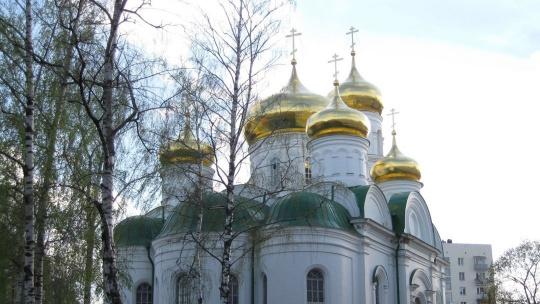 Храм Сергия Радонежского (Нижний Новгород) в Нижнем Новгороде
