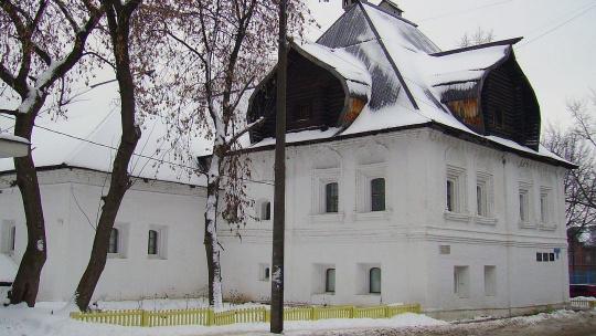 Палаты Пушникова в Нижнем Новгороде