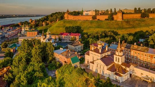 Экскурсия Започаинские тропы по Нижнему Новгороду