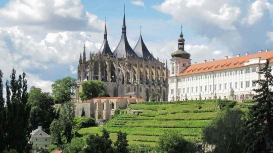 Экскурсия Кутна Гора и замок Чешский Штернберг по Праге