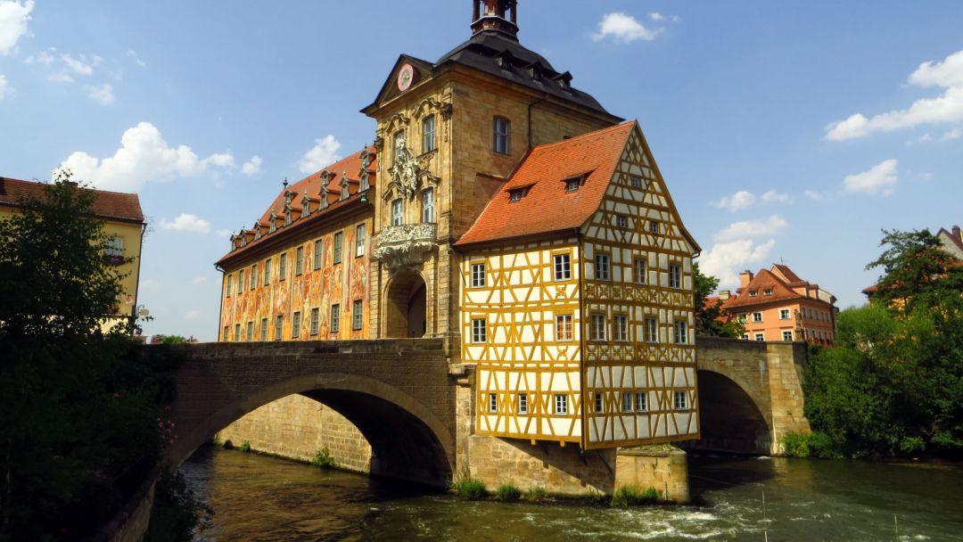 Бамберг из Праги - фото 1